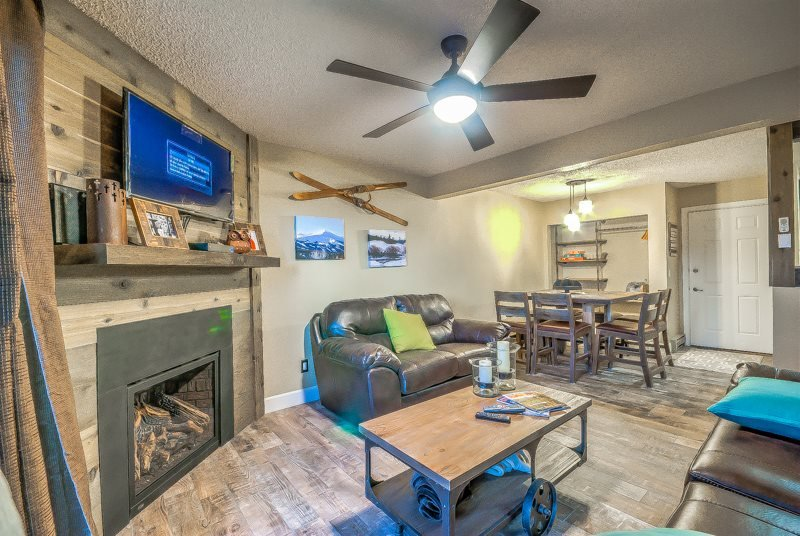 Bueatifully Upgraded Mountain Condo - Image 1 - Steamboat Springs - rentals