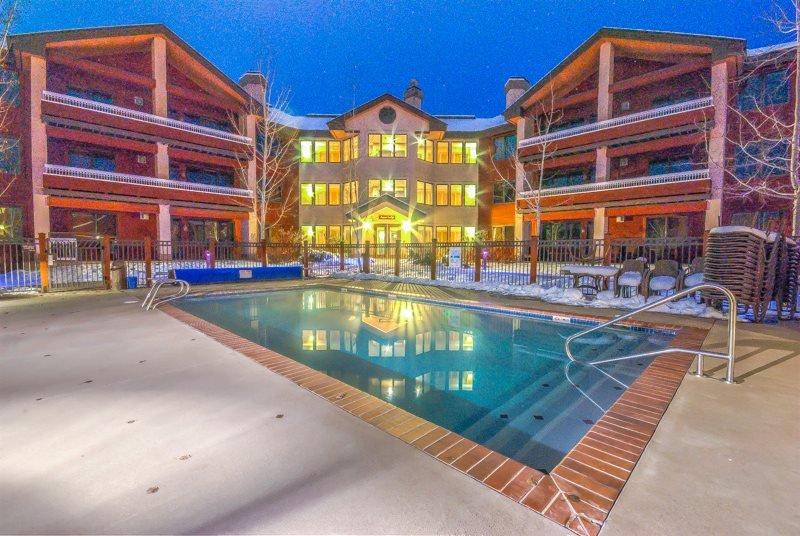Top Floor Condo, Fantastic Amenities - Image 1 - Steamboat Springs - rentals