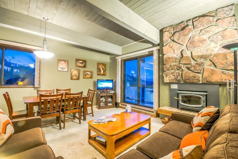 Ski In/Ski Out Condo with Huge Wrap Around Balcony and Fantastic Amenities! - Image 1 - United States - rentals