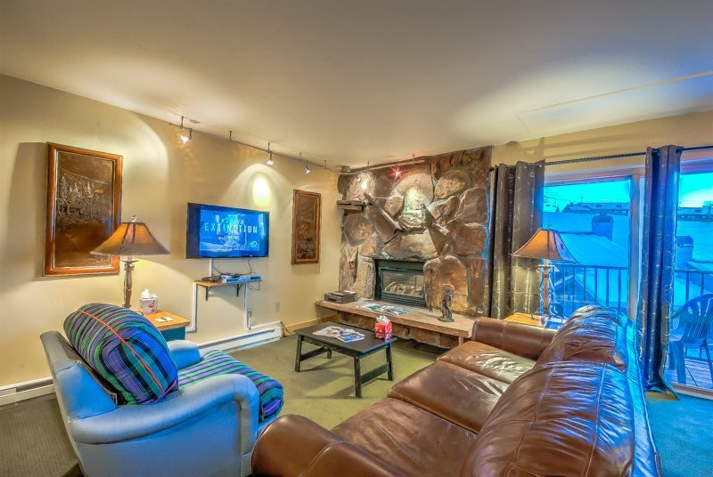 CURRENTLY ON SALE - Perfect Mountain Condo, Ski In/Out - Image 1 - Steamboat Springs - rentals