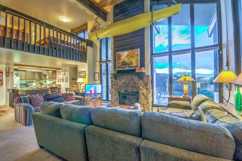 Spacious Mountain Condo for your Dream Vacation! - Image 1 - Steamboat Springs - rentals
