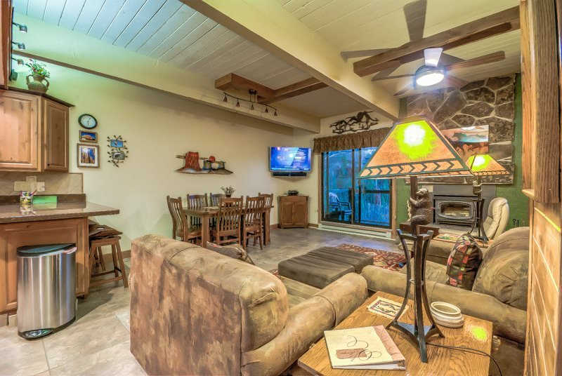 Amazing Ski Condo - Trails Under your Balcony - Image 1 - Steamboat Springs - rentals