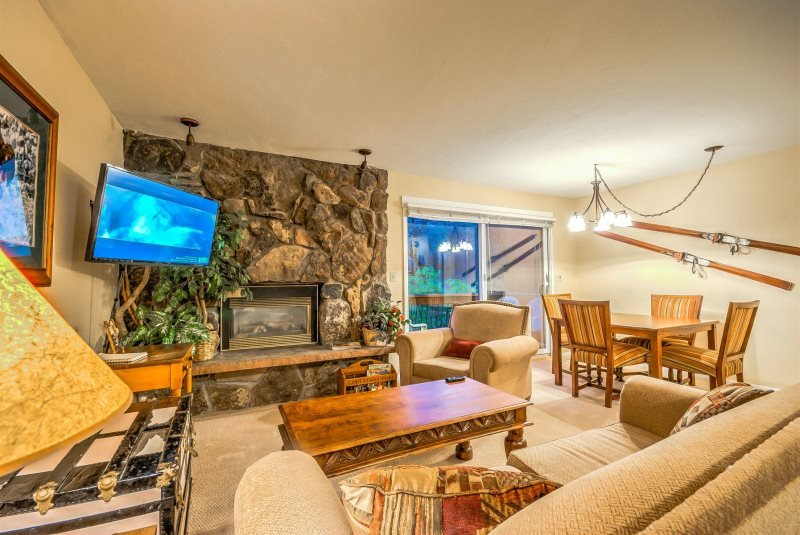 Great Ski In Condo, Fantastic Location - Image 1 - Steamboat Springs - rentals