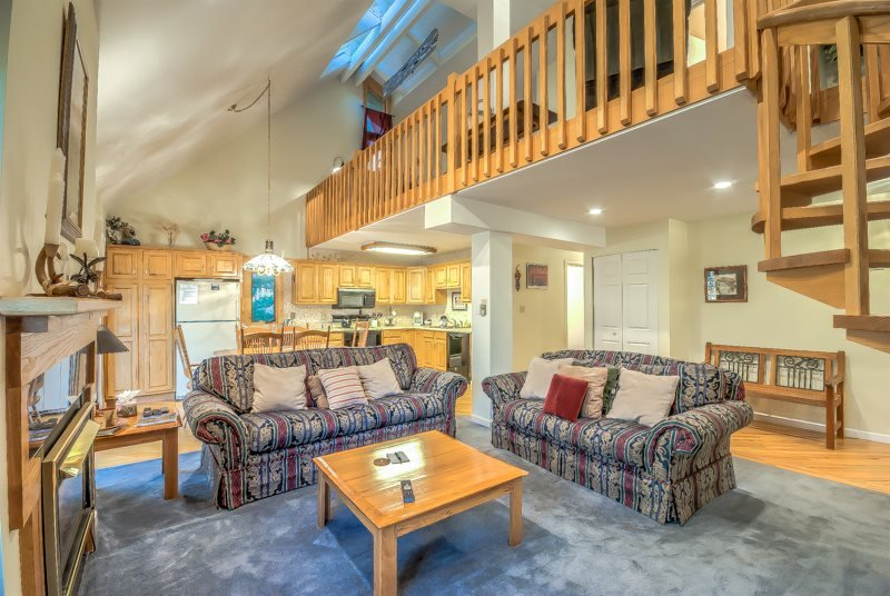Spacious Condo With Expansive Views - Image 1 - Steamboat Springs - rentals