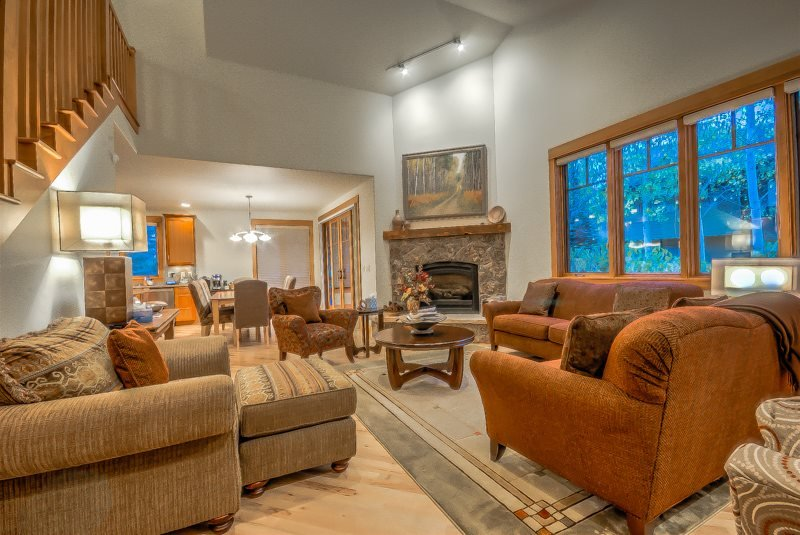 Stunning Luxury Home in The Heart OF Ski Town USA! - Image 1 - Steamboat Springs - rentals
