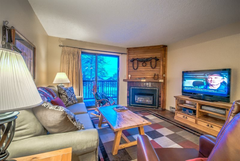 Location And Amenities at Great Rate - Image 1 - Steamboat Springs - rentals