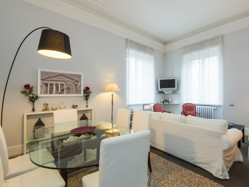 Trastevere Luxury Large Apartment - Image 1 - Rome - rentals