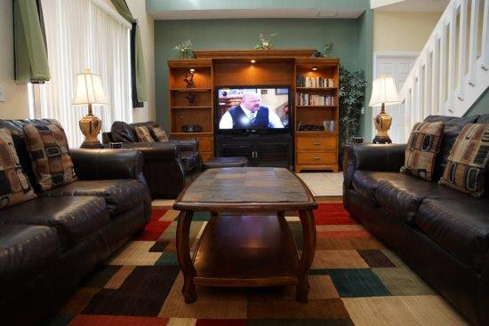 Large 7 Bedroom 4 Bath Home with Pool & Spa. 2510CLC - Image 1 - Orlando - rentals