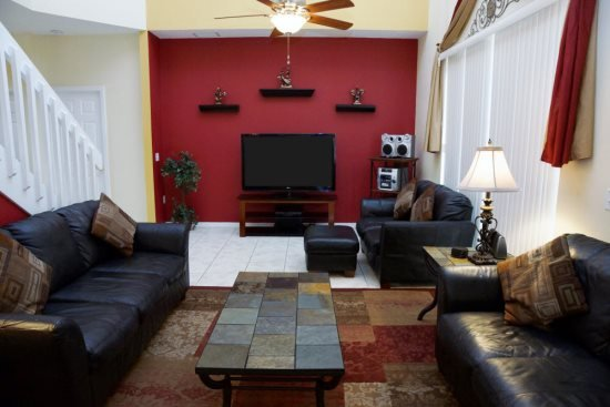 Spacious 7 Bedroom 4 Bath Pool & Spa Home. 5418CLC - Image 1 - Orlando - rentals