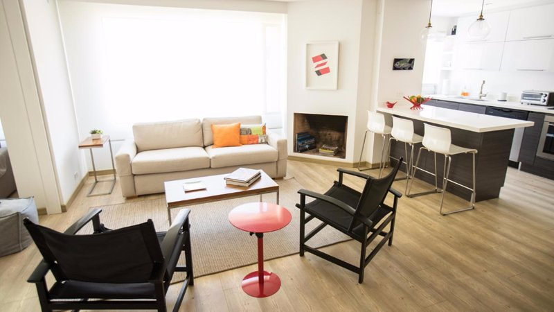 Relaxed 1 Bedroom Apartment in Parque 93 - Image 1 - Bogota - rentals