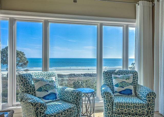 View - 510 Shorewood - Oceanfront, 5th Floor with Fabulous views - Hilton Head - rentals