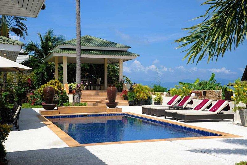 Garden & Pool View - LVS10 - Image 1 - Bophut - rentals