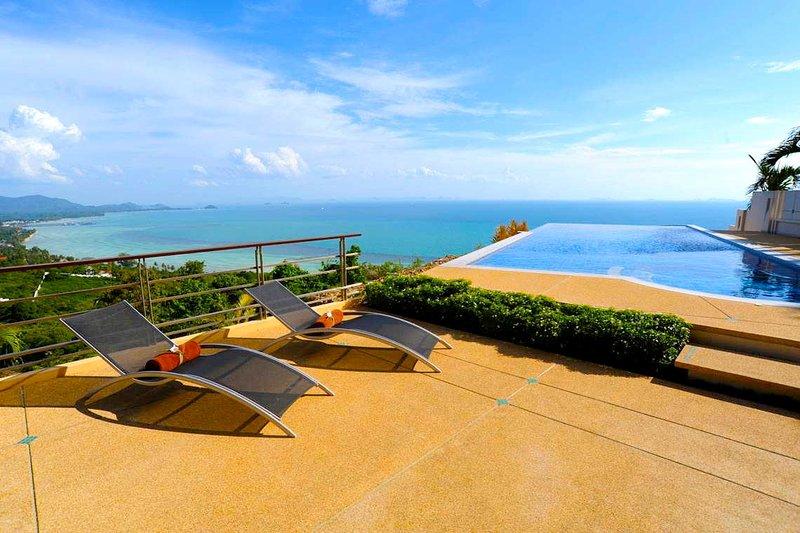 Panoramic Sea View - LVS11 - Image 1 - Ban Bang Chakreng - rentals