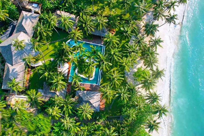Beachfront - MR03 - Image 1 - Thong Krut - rentals
