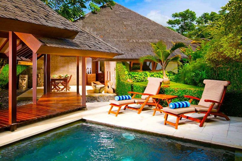 Garden & Pool View - MV012 - Image 1 - Thailand - rentals