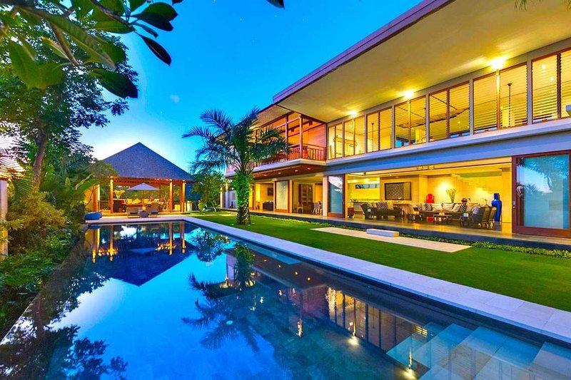 Garden & Pool View, Beside The Beach - MV022 - Image 1 - Thailand - rentals