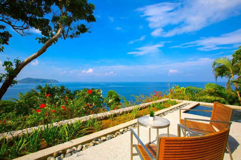 Panoramic Sea View, Beside The Beach - PSR04 - Image 1 - Rawai - rentals