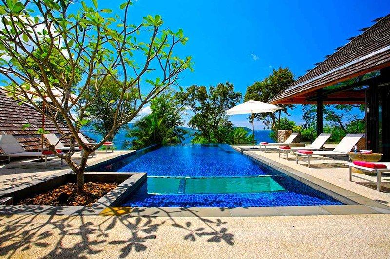Panoramic Sea View, Beside The Beach - PSR05 - Image 1 - Rawai - rentals