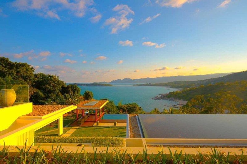 Panoramic Sea View, Beside The Beach - SJ01 - Image 1 - Choeng Mon - rentals