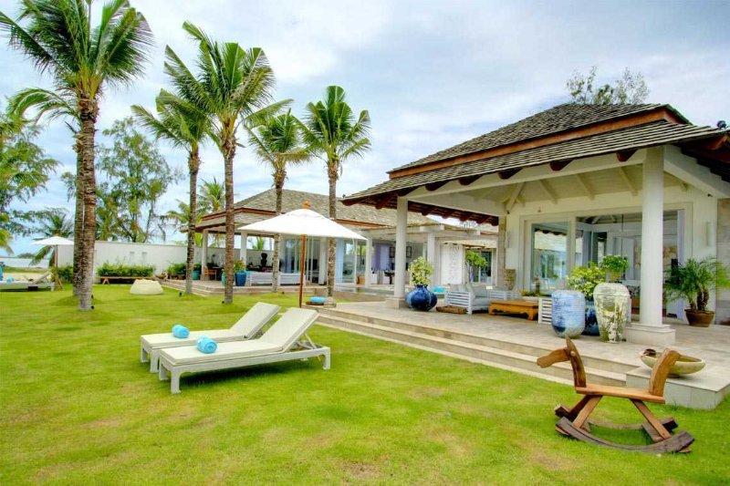 Beachfront - SV04 - Image 1 - Chaweng - rentals