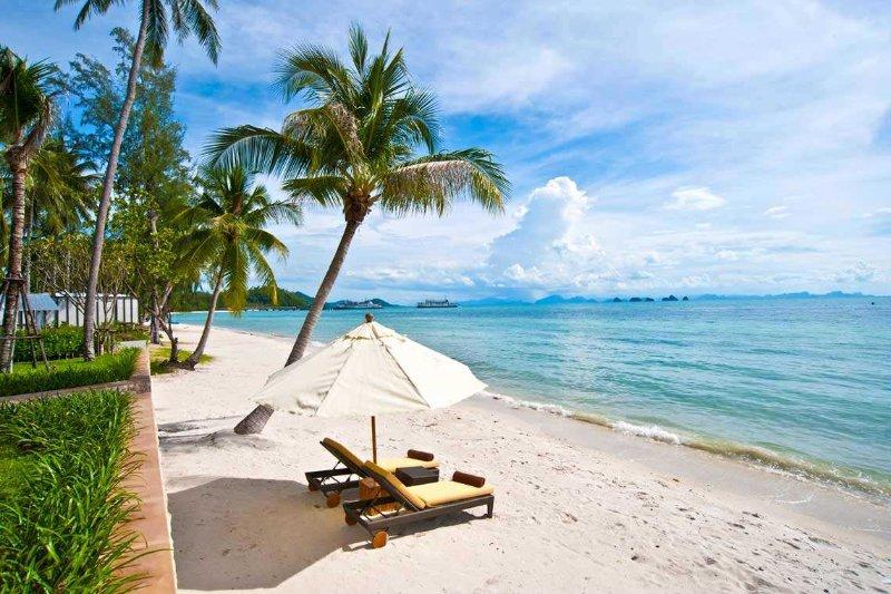 Beachfront - SV08 - Image 1 - Taling Ngam - rentals