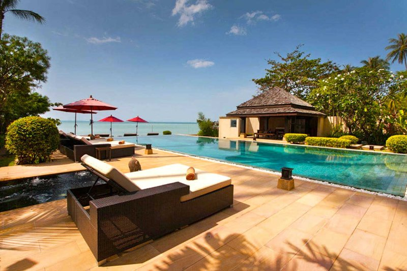 Beachfront - SV11 - Image 1 - Thong Krut - rentals