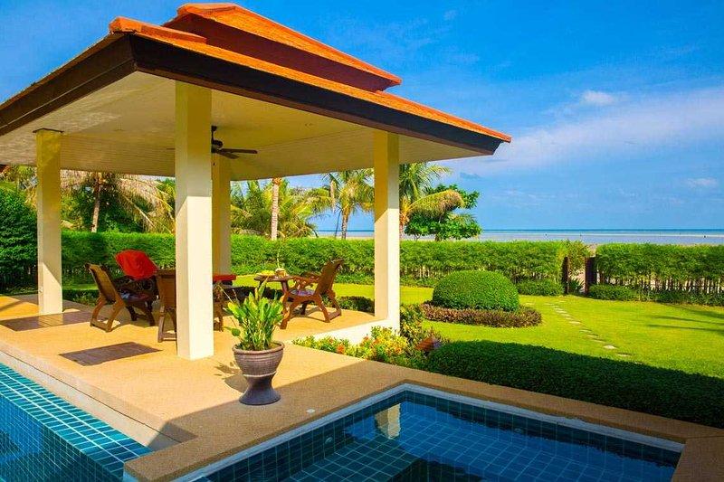 Beachfront - SV16 - Image 1 - Laem Set - rentals