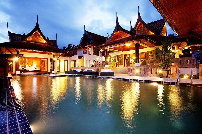 Villa #4281 - Image 1 - Patong - rentals