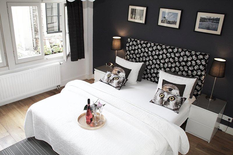 Rear room - VelvetAmsterdam: Large room with private Bathroom - Amsterdam - rentals