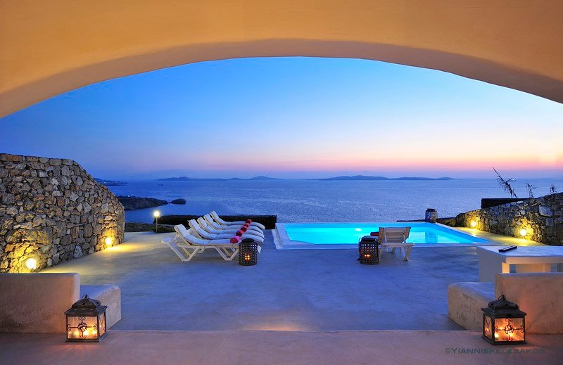 Blue Villas|Delos View Retreat|Sports - Image 1 - Mykonos Town - rentals