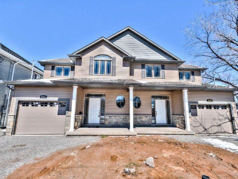 Brand New 3 Bedroom Home - Image 1 - Niagara Falls - rentals