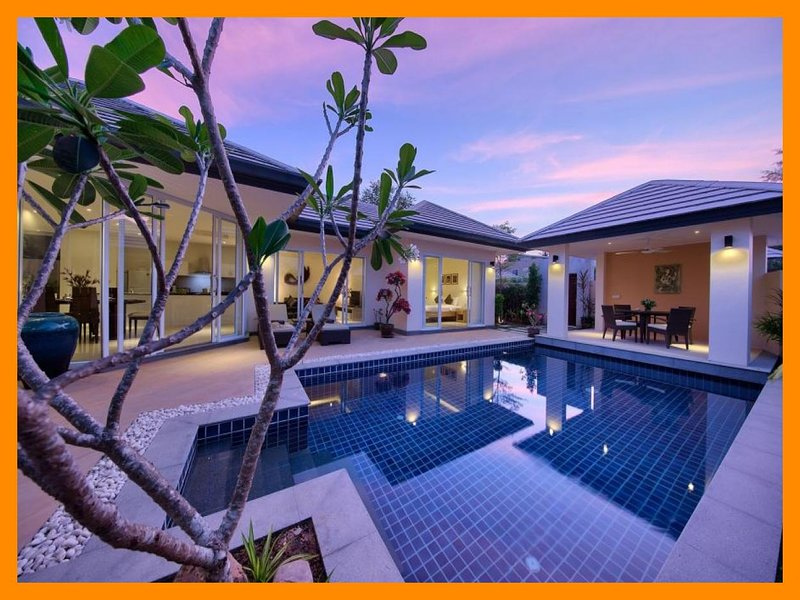 2203 - Short walk to beautiful sandy beach - Image 1 - Lipa Noi - rentals