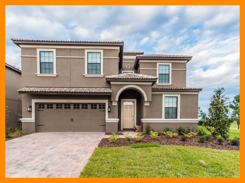 Championsgate - Just 15 minutes to Disney World - Image 1 - Poinciana - rentals