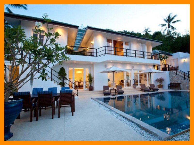 3129 - Fantastic seaviews with continental breakfast included - Image 1 - Mae Nam - rentals