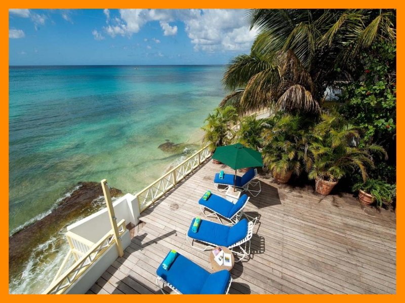 Impressive 3 Bed Beachfront Home - Panoramic Views - Image 1 - Mullins Beach - rentals