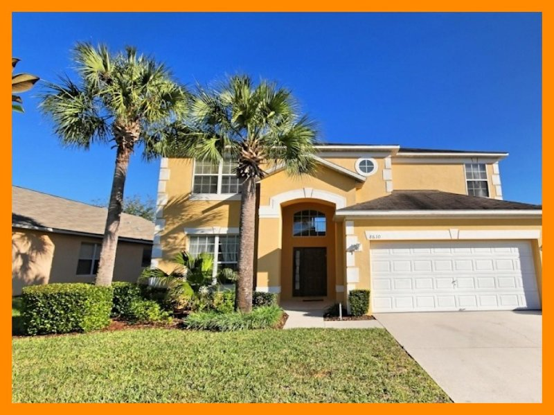 Fantastic Family Home - 3 Miles to Disney - Image 1 - Four Corners - rentals