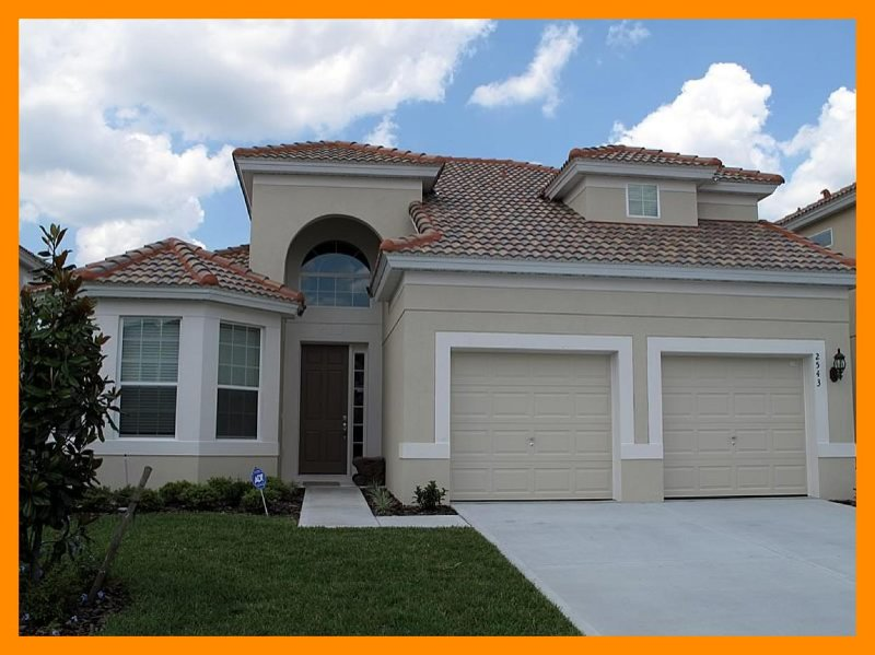 Beautiful 5 bedroom home in Windsor Hills with a games room and themed bedrooms. - Image 1 - Four Corners - rentals