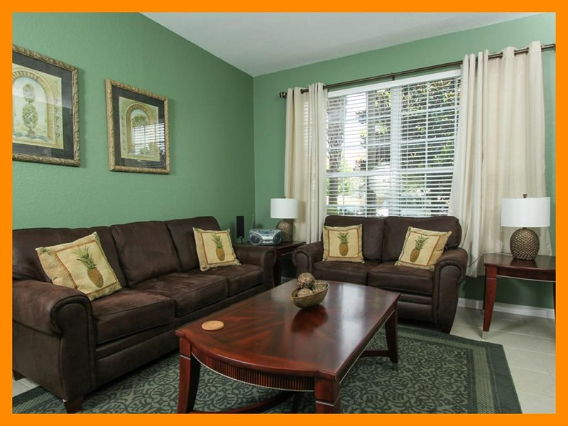 Beautiful 3 bedroom condo in the Windsor Hills Resort, near the clubhouse. - Image 1 - Four Corners - rentals