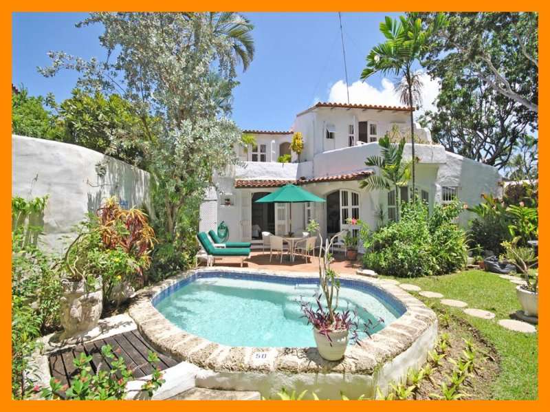 Essential 3 bedroom villa with stunning sunsets and private plunge pool - Image 1 - The Garden - rentals