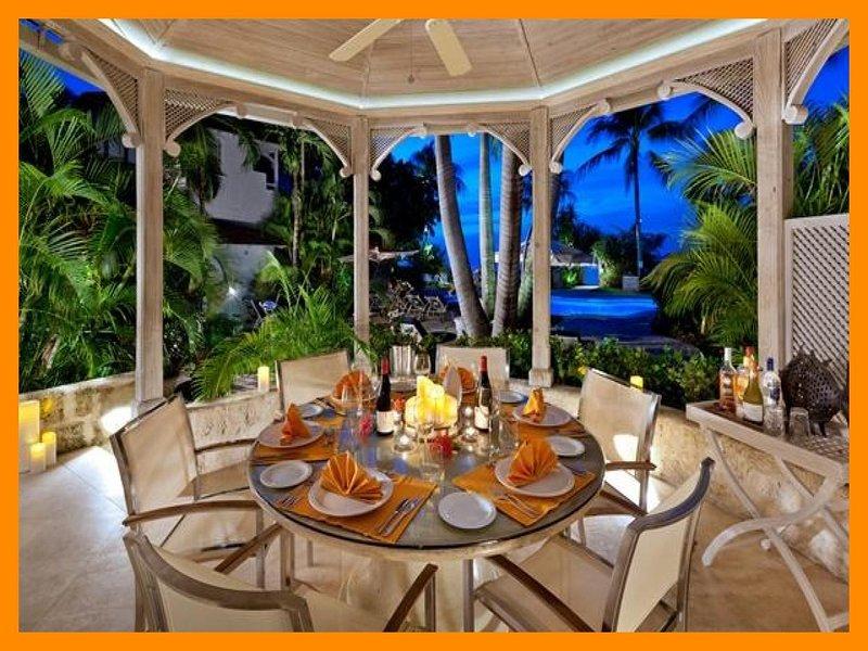 Luxury 3 Bed Villa with Beautiful Ocean Views - Image 1 - Gibbs Bay - rentals