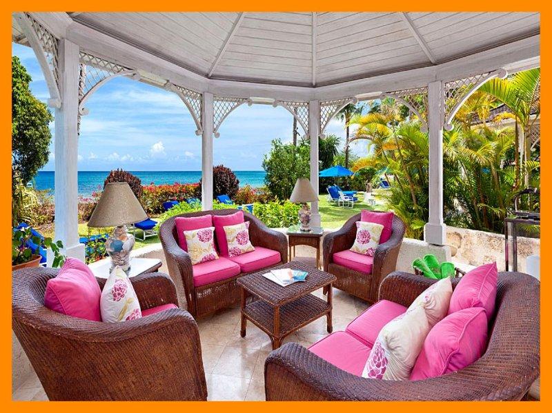 Luxury 3 Bed Villa with Stunning Ocean Views - Image 1 - Gibbs Bay - rentals