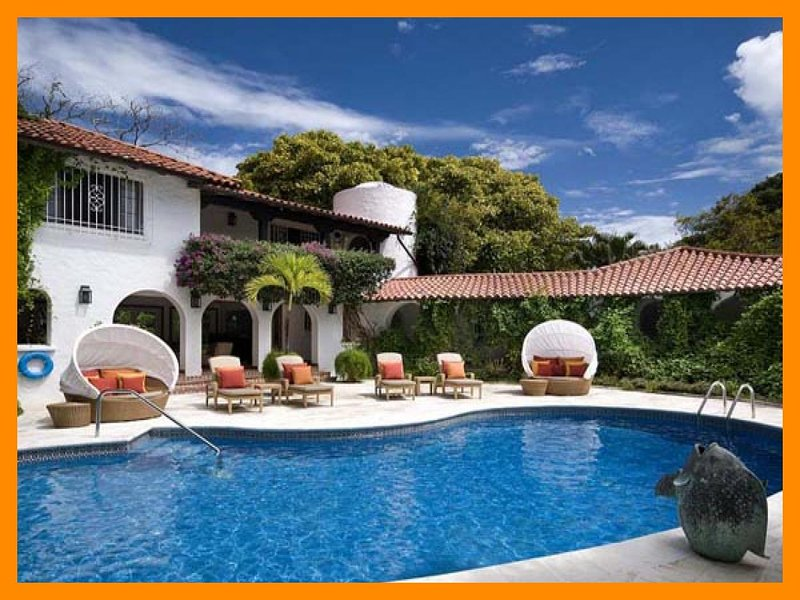 Luxury 8 Bed Home with Private Pool - Full Staff - Image 1 - Sunset Crest - rentals