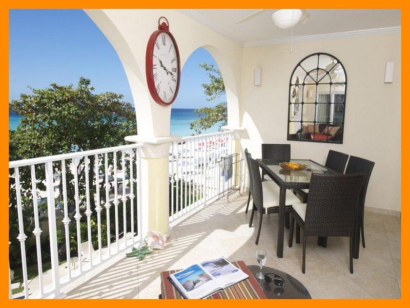 Fantastic 3 Bed Beachfront Apartment - Ocean Views - Image 1 - Dover - rentals