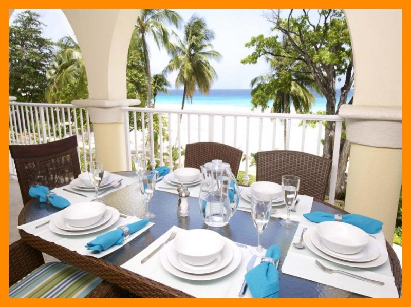 Stunning 3 Bed Beachfront Apartment - Ocean Views - Image 1 - Dover - rentals