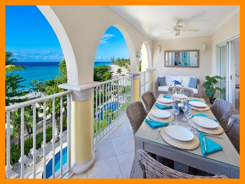 Amazing 3 Bed Beachfront Apartment with Pool - Image 1 - Dover - rentals