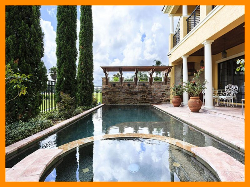 Incredible 6 bed home with amazing pool and spa. One of the best!!!! - Image 1 - Reunion - rentals