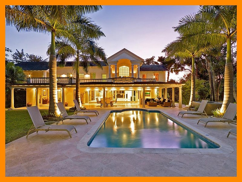 Luxury 4 Bed Home - Media Room, Pool, Jacuzzi - Image 1 - Paynes Bay - rentals