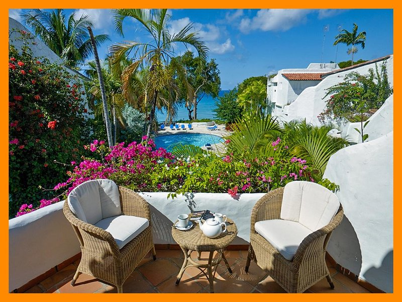 Luxury 3 Bed Villa with Private Pool, Sea Views - Image 1 - The Garden - rentals
