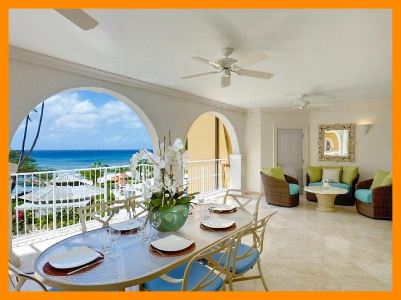 Situated on a beautiful stretch of Barbados' famed West Coast, this 3 bedroom condo offers a selection of stunning ocean views - Image 1 - Maynards - rentals