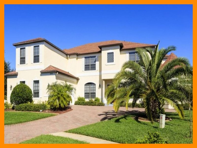 Stunning 7 Bed Home with Pool, Spa, Games Room - Image 1 - Four Corners - rentals
